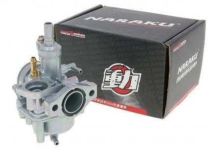 Carburador Naraku con choke electró nico de 17,5 mm para Kymco, Honda, SYM. 5mm para Kymco