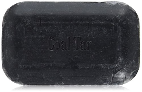 Price comparison product image Coal Tar Soap (Black) (110g) Brand: Soap Works