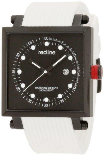 red-line-mens-rl-50035-bb-01-wa-wht-compressor-2-black-dial-white-silicone-watch