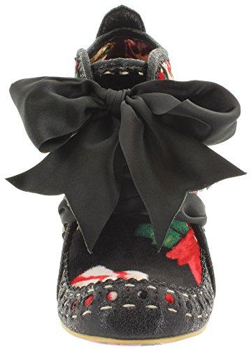 Irregular choice aBIGAIL's ankle boots tHIRD paRTY 3081–6 rouge/noir) rouge/noir mcGgeZG