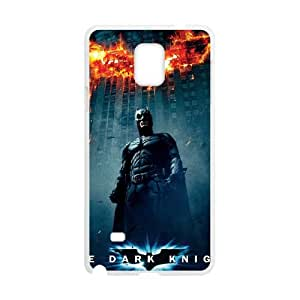 Samsung Galaxy Note 4 Cell Phone Case White Batman BEI Cell Phone Case
