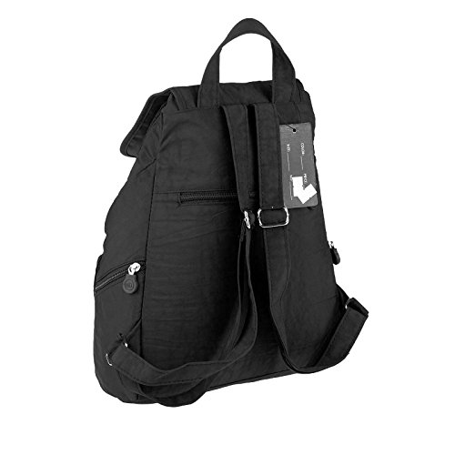 OBC Italiana de diseño unisex venecianas. & Niños Mochila Mochila de equipaje de mano bolsa de hombro Niños Tiempo Libre Bolso (Backpack Tablet/Netbook hasta aprox. 10–�?3pulgadas Schwarz (28x39x12 cm)