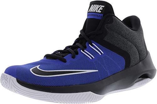 NIKE Men Versitile Ii 's Basketball Black Air white Shoes Royal Game 66tOxq