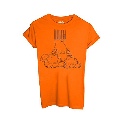 T-Shirt Rainow In The Head - LUSTIG by Mush Dress Your Style
