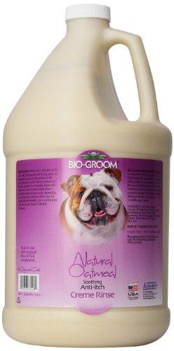 Silk Biogroom (Bio-Groom Natural Oatmeal Anti-Itch Pet Creme Rinse, 1-Gallon)