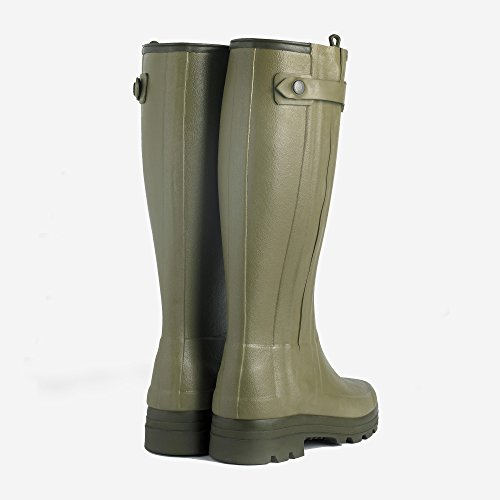 Neo Vierzon Chameau 44 Stivali Le Calf Chasseur Uomo Vert nYETYxOF