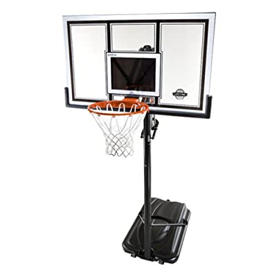 Lifetime 71524 54 Inch Portable Basketball Hoop System