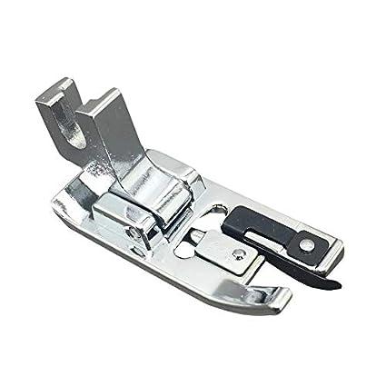 Universal para maquina de coser overlock rosca en bajo shankpresser pies/pie para impresoras Brother