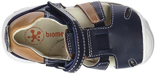 Biomecanics Baby Jungen 182149 Sandalen Blau (Hellblau)