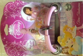 Disney Princess Tiara Tambourine by First Acts