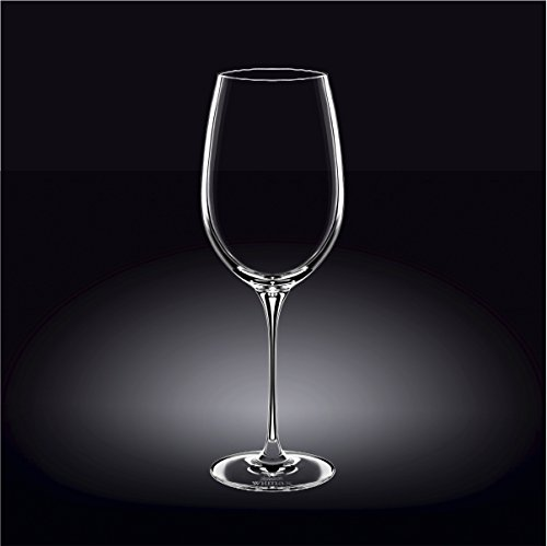 Wilmax 888038 740 ml Wine Glass Set of 244; Pack of 12 by Wilmax