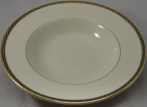 Minton St. James Rim Soup Bowl - Round Minton Plates