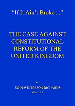 constitutional reform since 1997 has not Since 1997 england's uncodified constitution has seen a significant amount of change westminster has devolved some of its power, an act protecting and stating human rights has been established and a referendum is due to be held in 2014 on whether or not scotland should have a codified constitution.