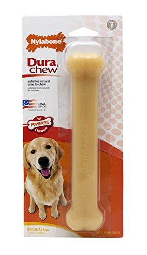 Nylabone Dura Chew Giant Original Flavored Bone Dog Chew Toy