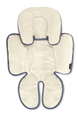 Britax Head And Body Support Pillow Irongray by Britax