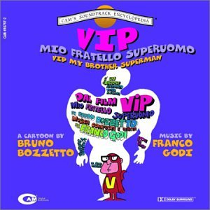 Vip, Mio Fratello Superuomo dans 01. Original Soundtracks 416B611XE9L