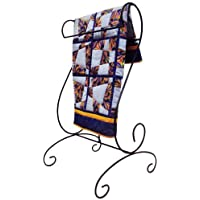J&J Wire Quilt/Blanket Holder by J&J Wire