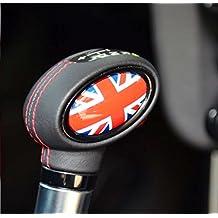 MINI Cooper / Cooper S Shifter Badge Automatic British Union Jack for Hardtop, Hardtop 4-Door, Convertible & Clubman