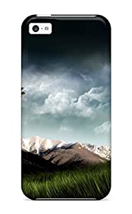 7472048K82040586 Perfect Fit Beyond The Field Case For Iphone - 5c