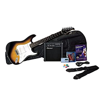 Silvertone Revolver Electric Guitar Pack