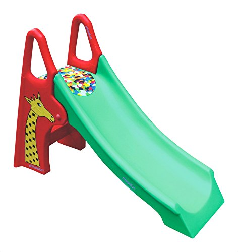 Her Home PlayTool My Small Foldable Slide for Kids (Slider Length 83 cm, L112 cm x B40 cm x H79 cm)