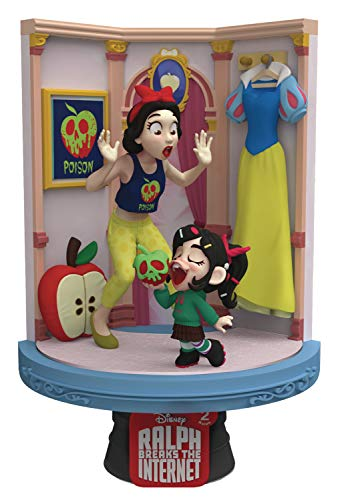 (Beast Kingdom Wreck-It Ralph 2: Snow White Ds-026 D-Stage Series Statue)
