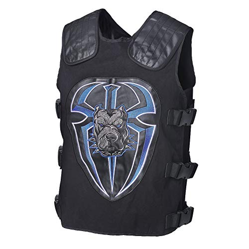 WWE Roman Reigns Big Dog Unleashed Replica Vest