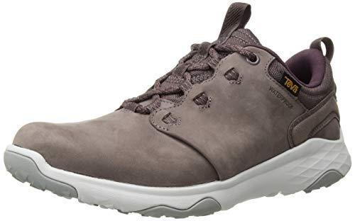 Teva Women's W Arrowood 2 Waterproof Hiking Shoe, Plum Truffle, 08 M US