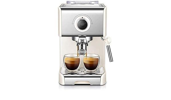 Jsmhh Máquina de café Expresso - semiautomática doméstica pequeña ...