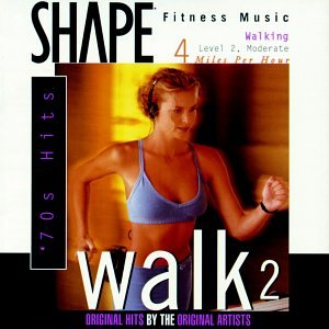 - Shape Fitness Music - Walk 2: '70s Hits