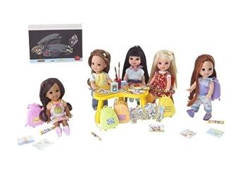 Barbie Kelly School Bunch Kelly Club 5 Dolls