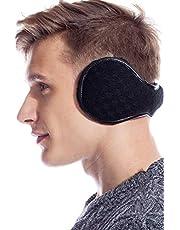 Dimples Excel Verstellbare Ohrwärmer Faltbare Winter Ohrenschützer Damen/Herren