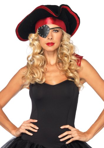 Leg Avenue 3 Piece Pirate Costume Set,