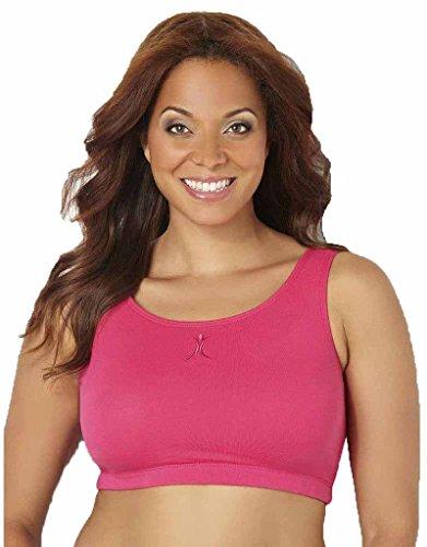 - A Big Attitude 9555 Sport Bra 6X Crayon Pink