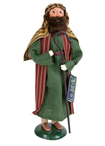 Byers' Choice Shepherd Man Caroler Figurine #751 from The Nativity - Nativity Bethlehem Collection