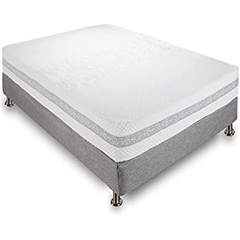 Amazon Com Classic Brands Engage Gel Memory Foam And