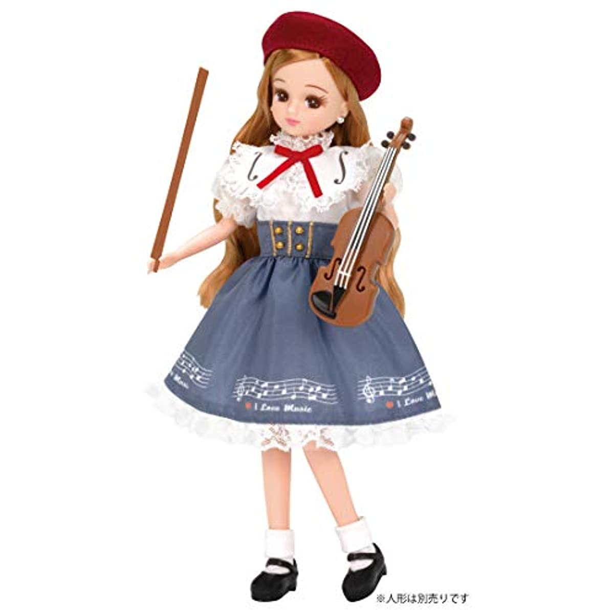 [해외] [예약]리카짱 드레스 LW-19 바이올린 레슨
