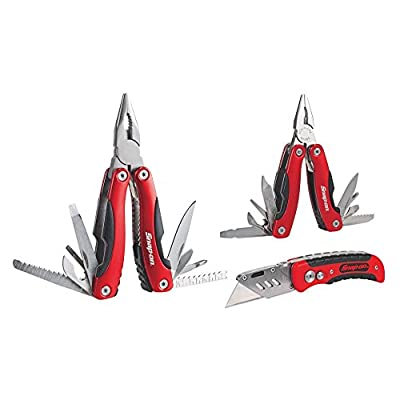 Snap-On 870516M Multi-Tool and Utility Knife Set, 3 Piece