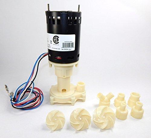 Replacement Little Giant (Little Giant Universal Ice Machine Replacement Pump 115/230V RIM-U # BRPAP1 by Little Giant Pump)