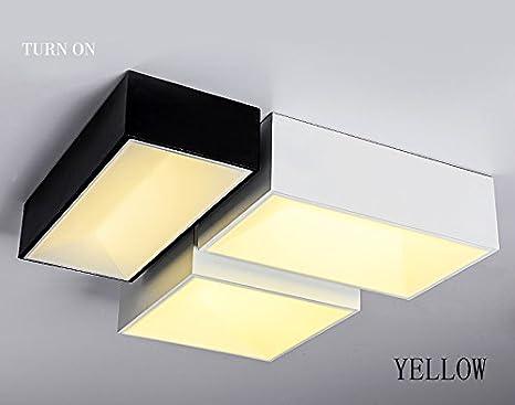 Plafoniere Rettangolari Da Soffitto : Plafoniere decorative moderno soffitto camera da letto minimalista