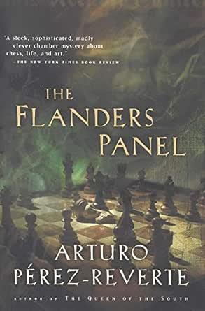 The Flanders Panel (English Edition) eBook: Perez-Reverte, Arturo, Margaret Jull Costa: Amazon.es: Tienda Kindle