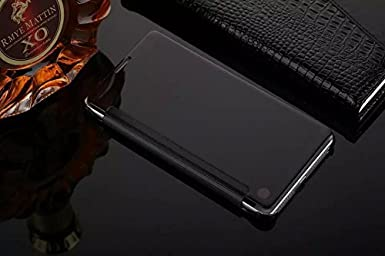 Amazon.com: Vandot LG G6 2017 Mirror Case-Ultra Slim Thin Metal Electroplate Plating Flip Stand Book Style Case Cover 360°Full Body Anti-scratch ...