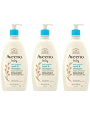 Aveeno Baby Aveeno Baby Gentle Wash & Shampoo With Natural Oat Extract, Tear-free &, Lightly Scented.
