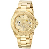 Invicta Men's Character Collection Automatic Stainless Steel Diving Watch (Multiple Colors)