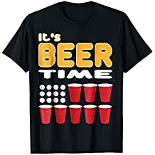 It's Beer Time Pong Style