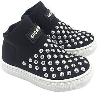 Gioselin Scarpa Bambino Sneaker Studs (21 EU)  Amazon.it  Scarpe e borse 6c53adfa8f6