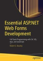 Essential ASP.NET Web Forms Development Front Cover