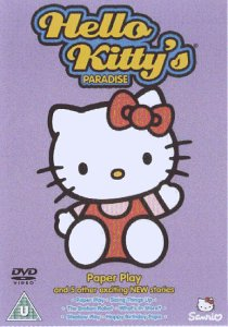 1becf2624714 Hello Kitty s Paradise  Paper Play  DVD   Amazon.co.uk  Hello Kitty ...
