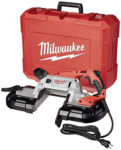 Milwaukee 6232-21 Deep Cut Band Saw W Case 5619-20