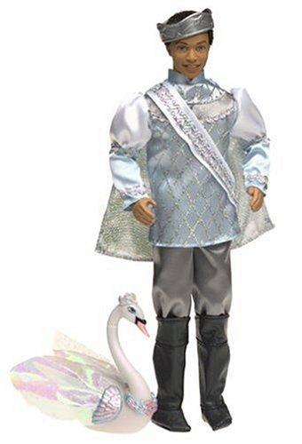 Black Swan Crown Costume (Barbie of Swan Lake:  Ken as Prince Daniel (African American))